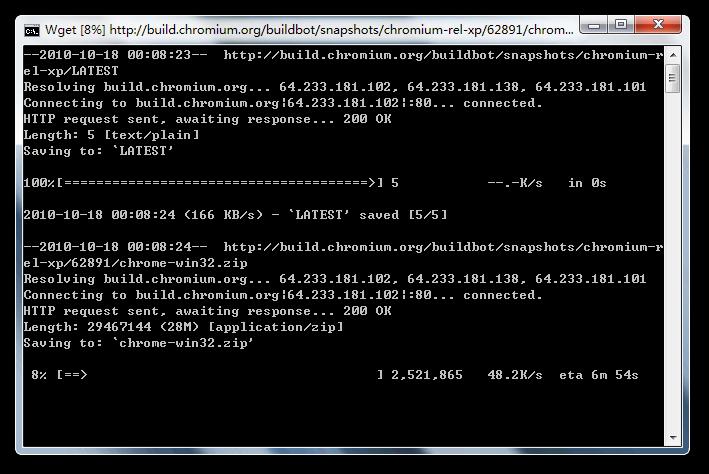 通过shell运行FTP Wget实现上传下载