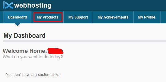 IXWebHosting美国虚拟主机创建子FTP图解