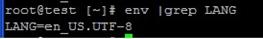 解决Putty终端显示乱码问题