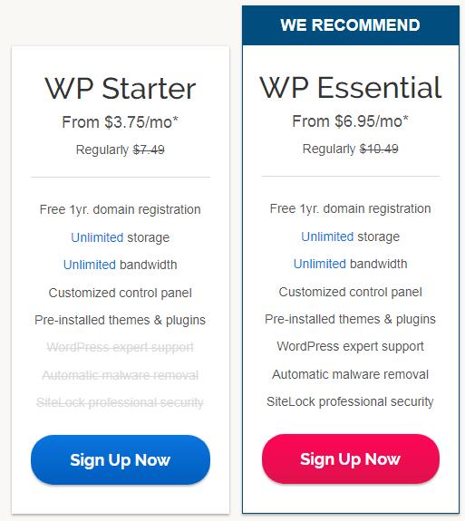 WordPress主机50%优惠